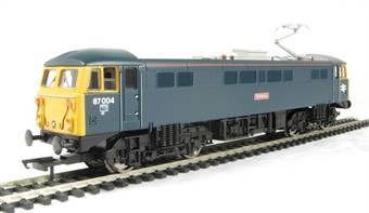 arcadia rail - hornby - locomotive - CLASS 87-87004