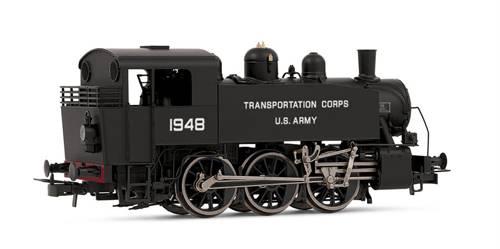 arcadia rail - rivarossi - locomotive - USATC S100 STEAM